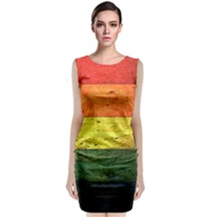 Five Wall Colour Classic Sleeveless Midi Dress