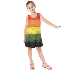 Five Wall Colour Kids  Sleeveless Dress