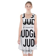 Judge judy wouldn t stand for this! Racerback Midi Dress