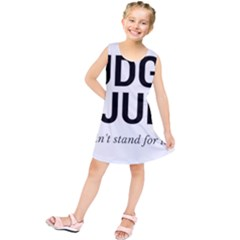 Judge judy wouldn t stand for this! Kids  Tunic Dress