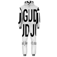 Judge judy wouldn t stand for this! Hooded Jumpsuit (Men)
