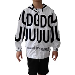 Judge judy wouldn t stand for this! Hooded Wind Breaker (Kids)