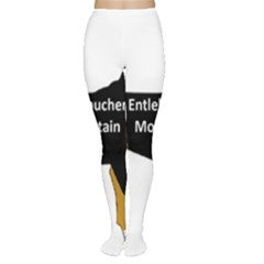 Entlebucher Mt Dog Name Silo Color Women s Tights