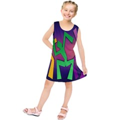 Dance Dance Dance Kids  Tunic Dress