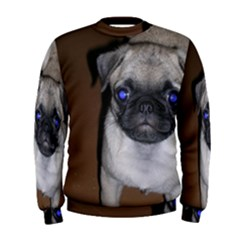 Pug Full 5 Men s Sweatshirt