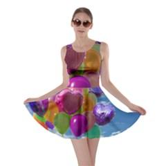 Balloons Skater Dress