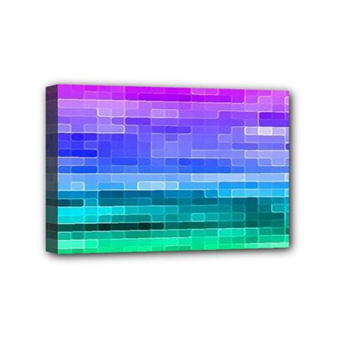 Pretty Color Mini Canvas 6  X 4