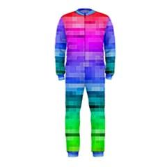 Pretty Color Onepiece Jumpsuit (kids)
