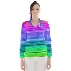 Pretty Color Wind Breaker (Women)
