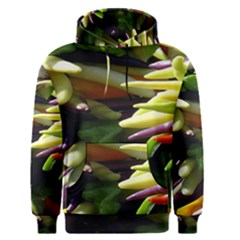 Bright Peppers Men s Pullover Hoodie