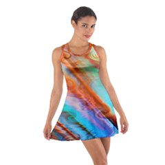 Cool Design Cotton Racerback Dress
