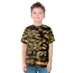 Blurry Sparks Kids  Cotton Tee