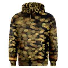 Blurry Sparks Men s Pullover Hoodie