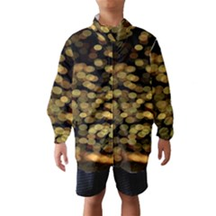Blurry Sparks Wind Breaker (kids)