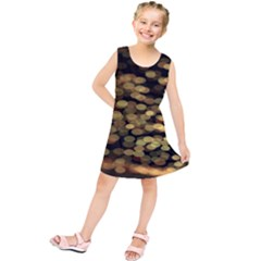 Blurry Sparks Kids  Tunic Dress