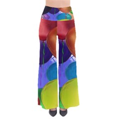 Colorful Balloons Render Pants