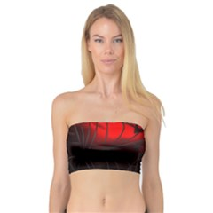 Spider Webs Bandeau Top