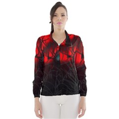 Spider Webs Wind Breaker (Women)