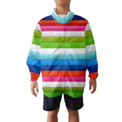 Colorful Plasticine Wind Breaker (Kids)