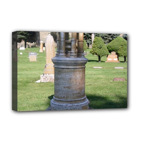 Headstone Pettigrew Deluxe Canvas 18  x 12