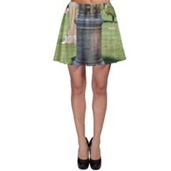 Headstone Pettigrew Skater Skirt