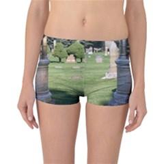 Headstone Pettigrew Reversible Boyleg Bikini Bottoms
