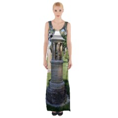Headstone Pettigrew Maxi Thigh Split Dress