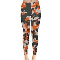 Camouflage Texture Patterns Leggings