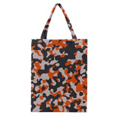 Camouflage Texture Patterns Classic Tote Bag