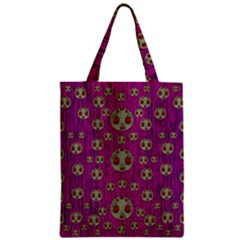 Ladybug In The Forest Of Fantasy Classic Tote Bag