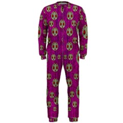 Ladybug In The Forest Of Fantasy OnePiece Jumpsuit (Men)