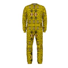Stars And Flowers In The Forest Of Paradise Love Popart Onepiece Jumpsuit (kids)