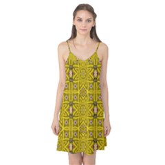 Stars And Flowers In The Forest Of Paradise Love Popart Camis Nightgown