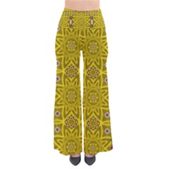 Stars And Flowers In The Forest Of Paradise Love Popart Pants