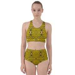 Stars And Flowers In The Forest Of Paradise Love Popart Bikini Swimsuit Spa Swimsuit