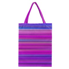 Cool Abstract Lines Classic Tote Bag