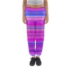 Cool Abstract Lines Women s Jogger Sweatpants