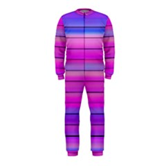 Cool Abstract Lines Onepiece Jumpsuit (kids)
