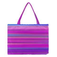 Cool Abstract Lines Medium Tote Bag