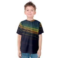 Night Lights Kids  Cotton Tee
