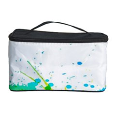 Colorful Abstract Cosmetic Storage Case