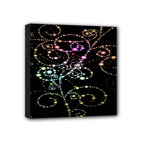 Sparkle Design Mini Canvas 4  X 4
