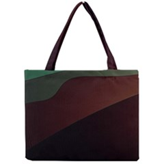Color Vague Abstraction Mini Tote Bag