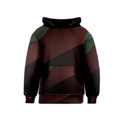 Color Vague Abstraction Kids  Pullover Hoodie