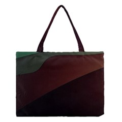 Color Vague Abstraction Medium Tote Bag