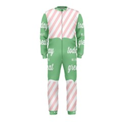 Today Will Be Great Onepiece Jumpsuit (kids)