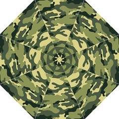 Camouflage Camo Pattern Hook Handle Umbrellas (large)