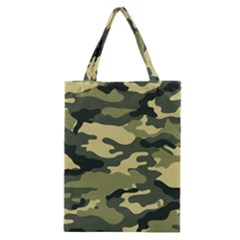 Camouflage Camo Pattern Classic Tote Bag