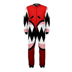 Funny Angry Onepiece Jumpsuit (kids)
