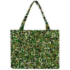 Camo Pattern Mini Tote Bag